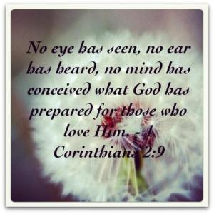 What God Has Prepared