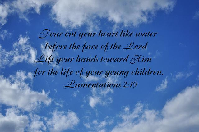 Thanksgiving Thursday: Growing Kids Through Courageous Prayer ...