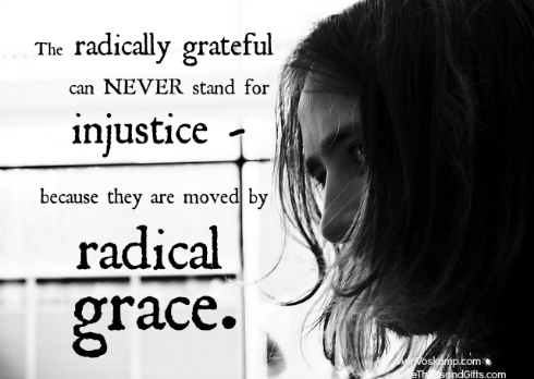 Radically Grateful