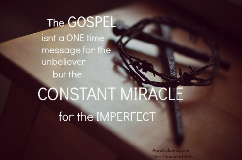Constant Miracle