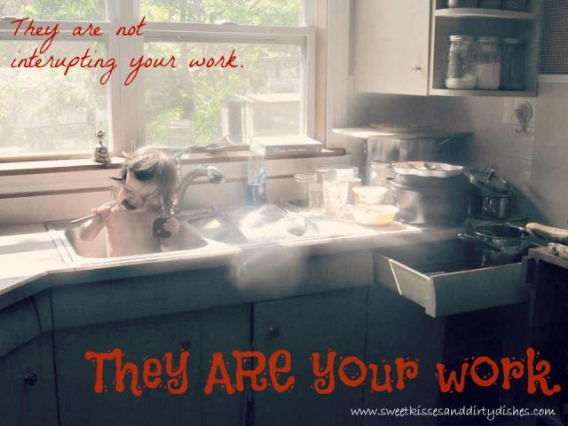 They Are Your Work