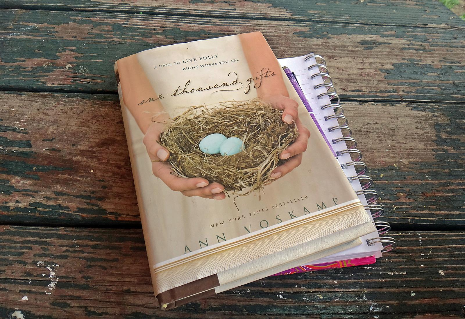 Read With Ann | One Thousand Gifts