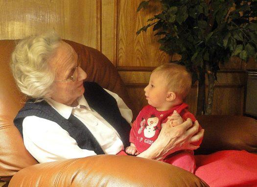 Grandma & Shelby